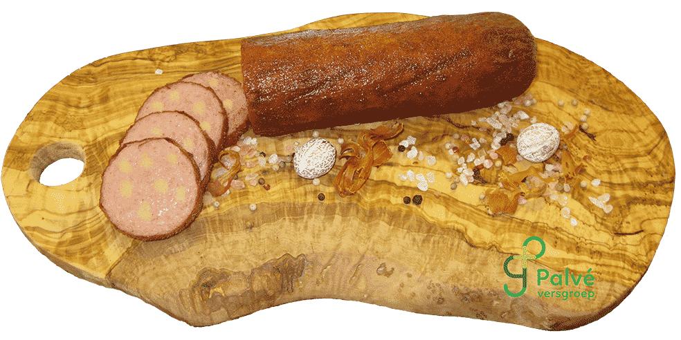 Kaasgrillworst met biologische kaas