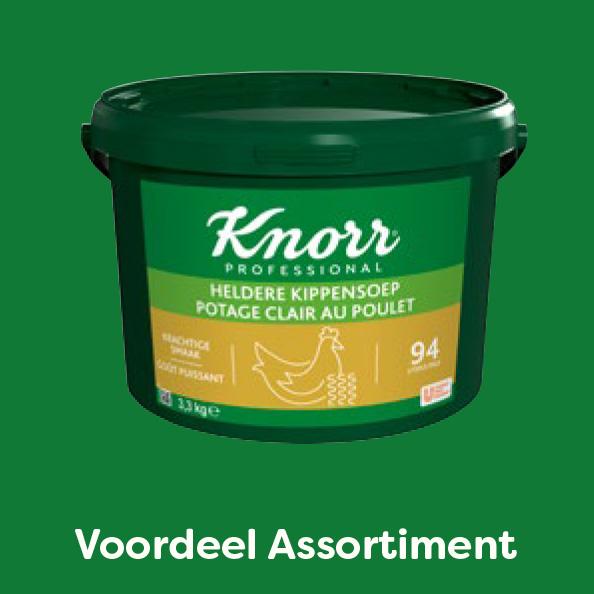 Knorr Professional Voordeel Assortiment