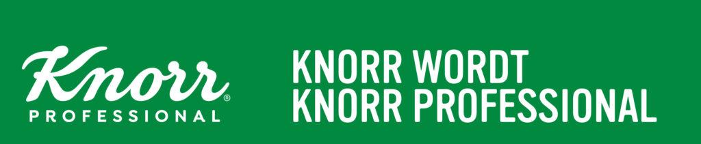Knorr wordt Knorr Professional