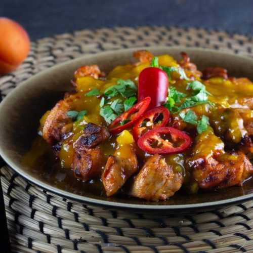 Mango-curry kip Epos