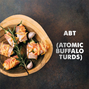 Atomic buffalo turds