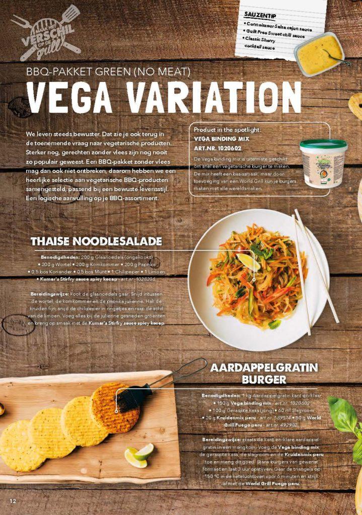 Vega variation