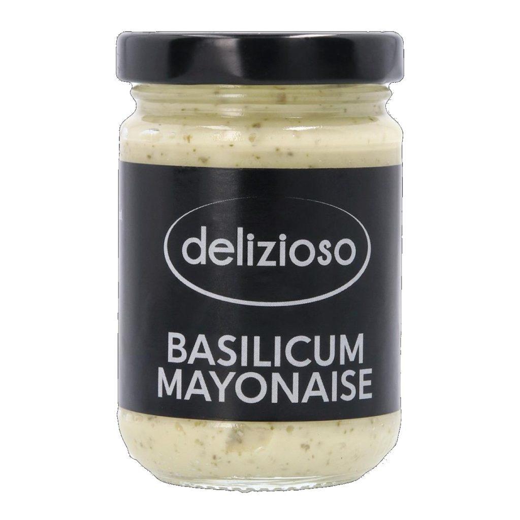 Delizioso Basilicum Mayonaise